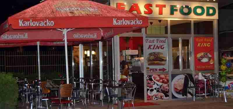 Fast Food Film Zenica