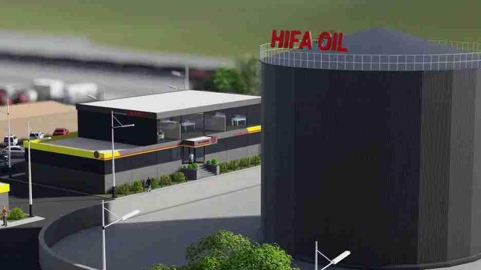 Hifa Oil uskoro otvara tehnološki najsavremeniji terminal tečnih goriva na Balkanu