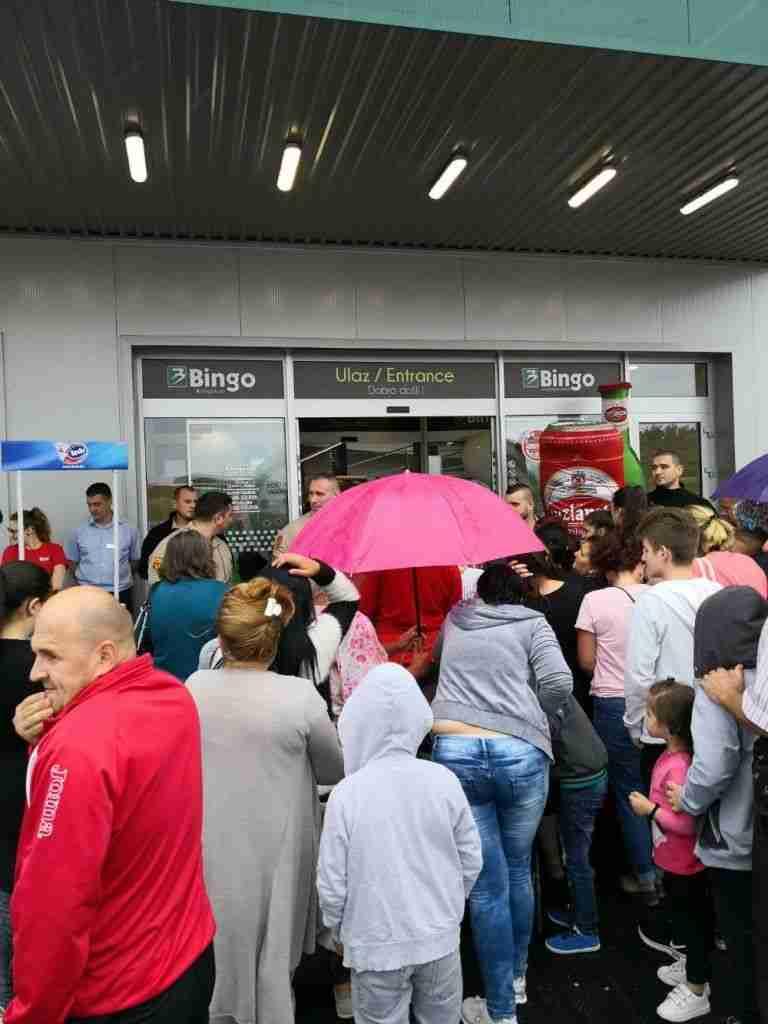 Otvorena nova poslovnica Bingo u naselju Ciljuge, općina Živinice