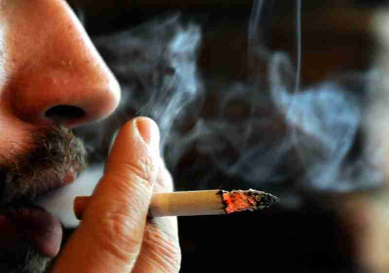 puši svaki treći građanin crne gore
