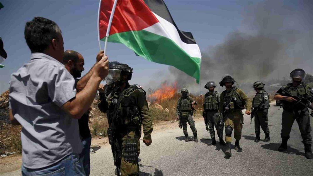 hiljade palestinaca protestira na granici gaze i izraela