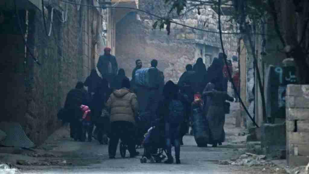 un upozoravaju na egzodus dva miliona ljudi iz sirije u tursku