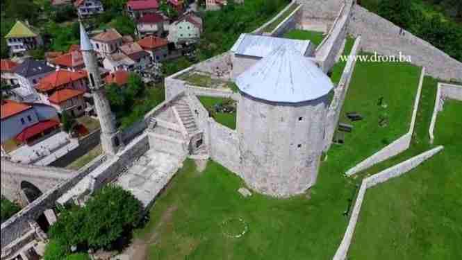 travnik / ljeto na starom gradu 2019.
