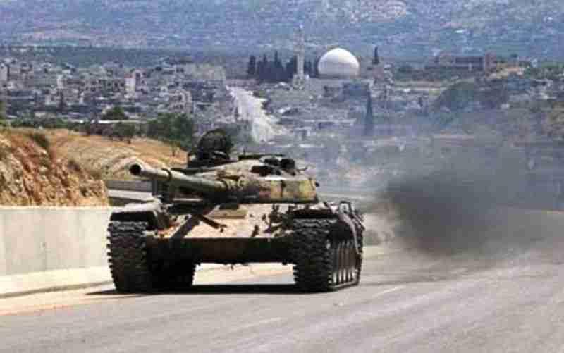 u borbama u sirijskoj regiji idlib poginula 83 borca