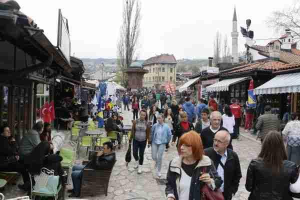 U martu blizu 100 hiljada turista i 200 hiljada noćenja