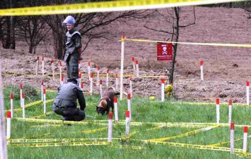 neobilježena minska polja i dalje su velika opasnost u bih