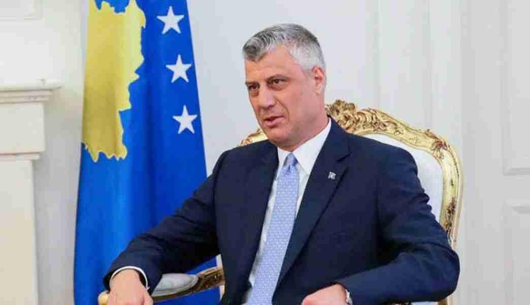 Thaci: Granica između Kosova i Albanije mora biti uklonjena