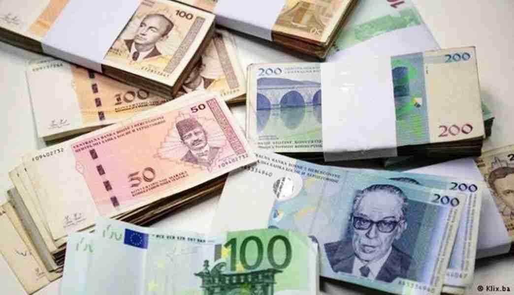 Oštećeni novac može se zamijeniti bez provizije ako se predoči 60 posto novčanice