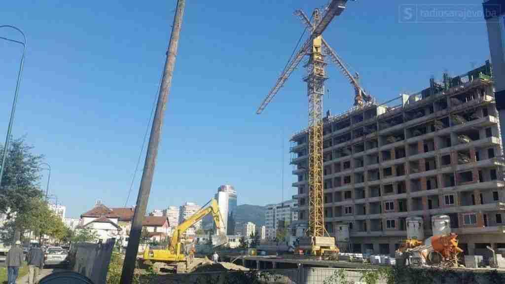povećana vrijednost građevinskih radova firmi iz fbih u inozemstvu