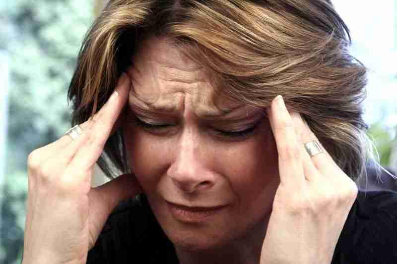 Izraženije tegobe kod osjetljivih osoba