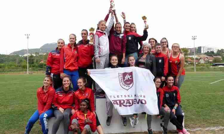 sutra počinje ekipno seniorsko prvenstvo bosne i hercegovine u atletici