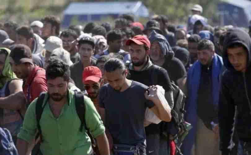 slovenija bilježi porast migranata