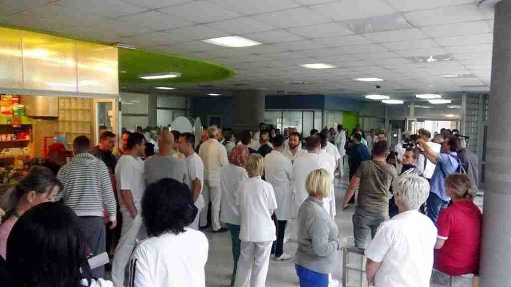 alarmantno / nadzire li se krah zdravstvenog sistema sbk?