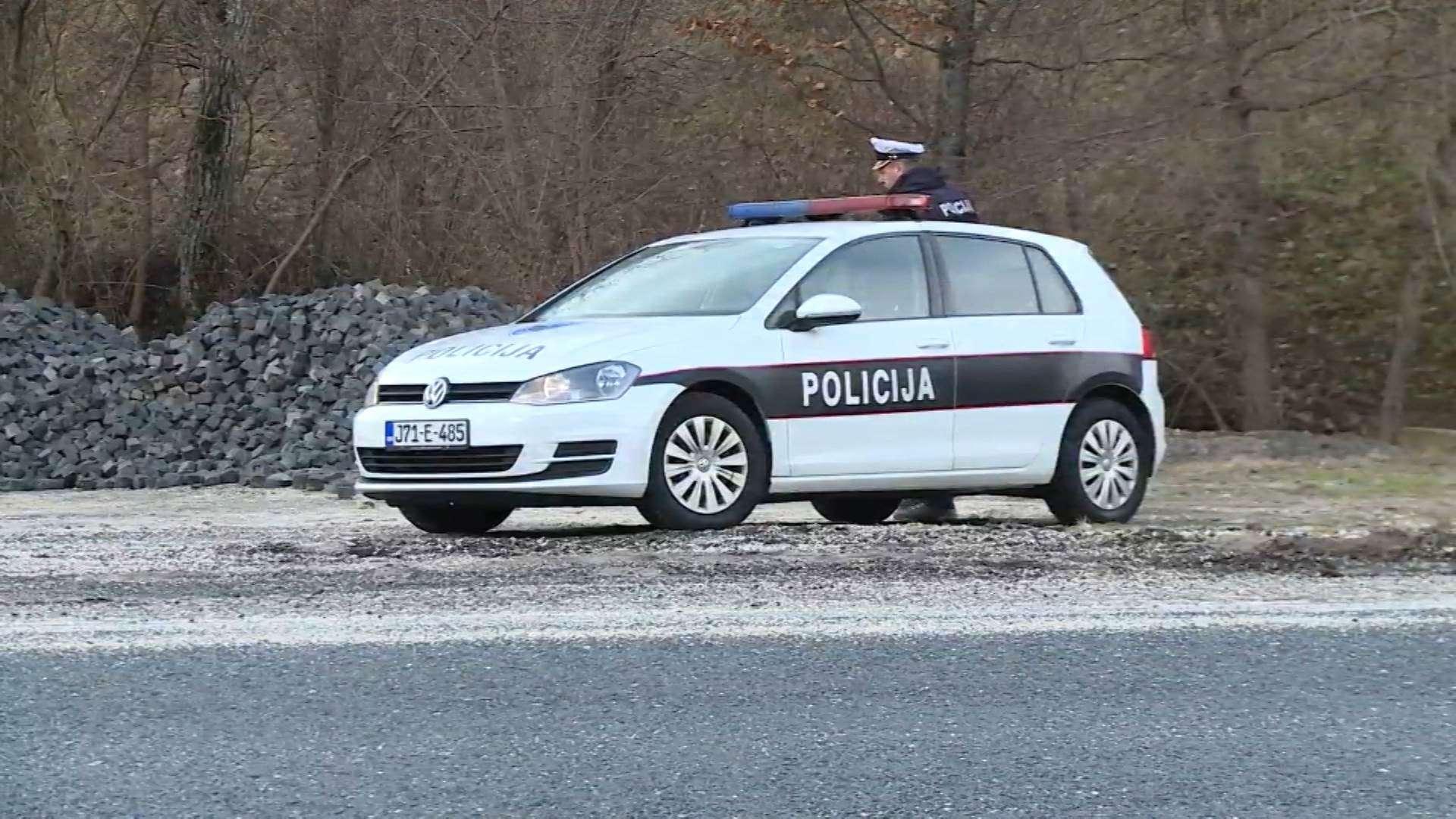 mup hnk pokrenuo disciplinski postupak protiv trojice policijskih službenika