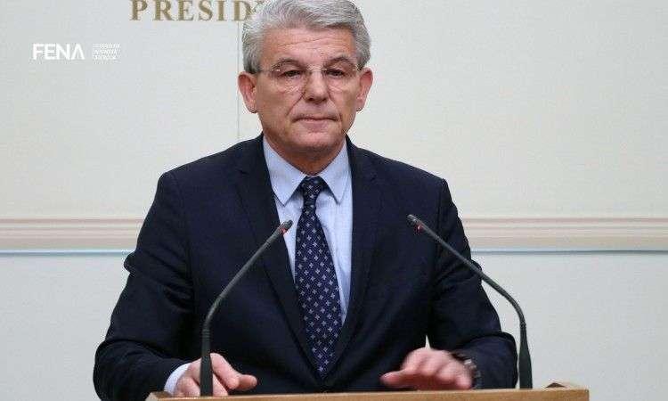 džaferović: dodikovi stavovi u ruskoj federaciji nisu zvanični stavovi bih
