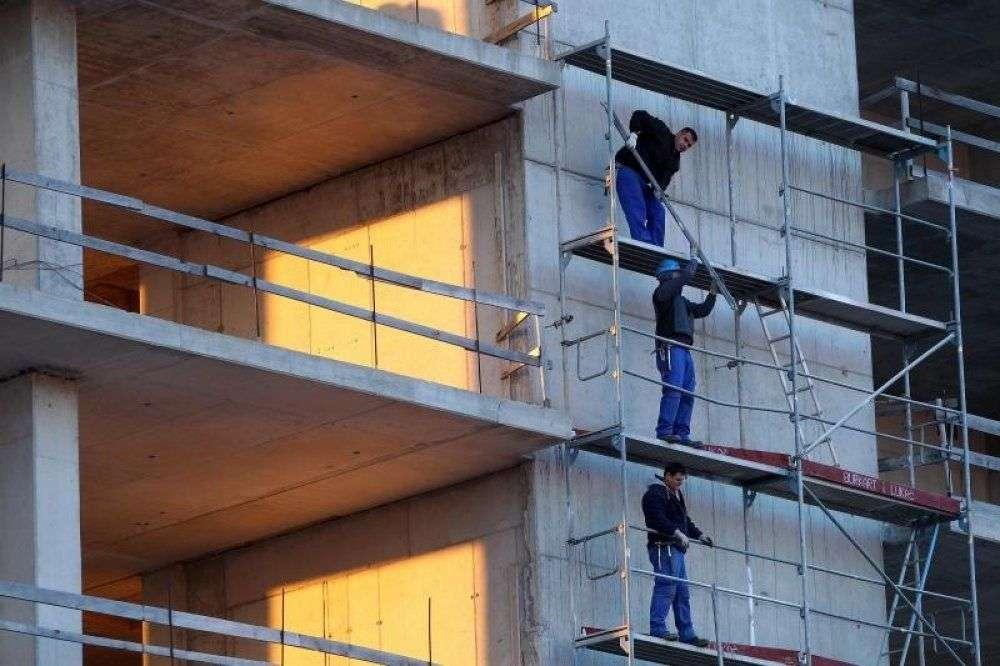 BK Gradnja Zenica: Potrebni radnici na građevini