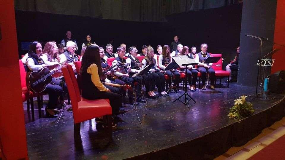(FOTO/VIDEO) Travnik: Upriličen koncert tamburaških orkestara