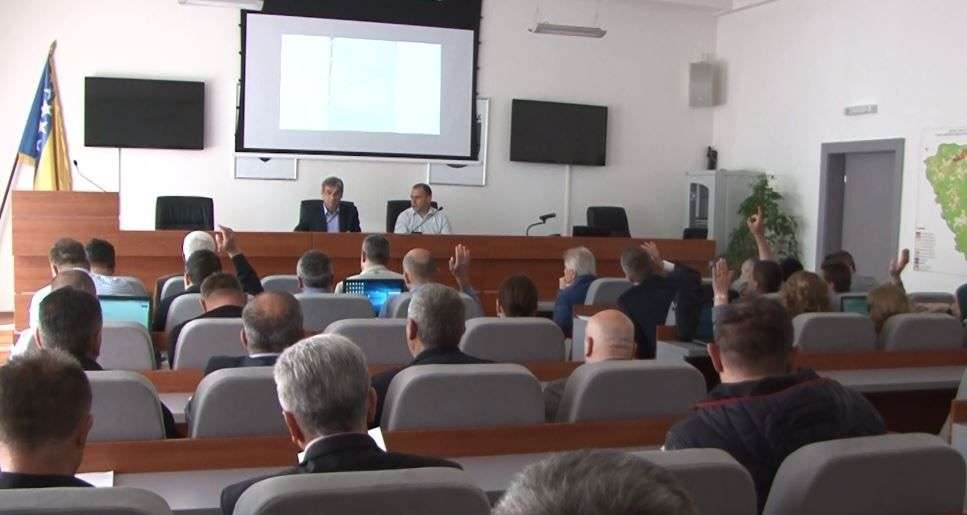 (VIDEO) Održana 17. redovna sjednica OV Novi Travnik