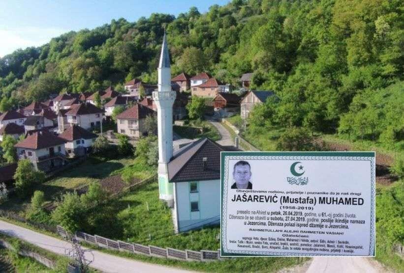 Travnik/Komšije ga kilometrima nosile kroz šumu: Muhameda Jašarevića ubilo stablo