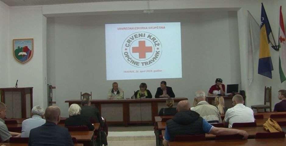(VIDEO) Održana Izborna Skupština Crvenog križa Općine Travnik