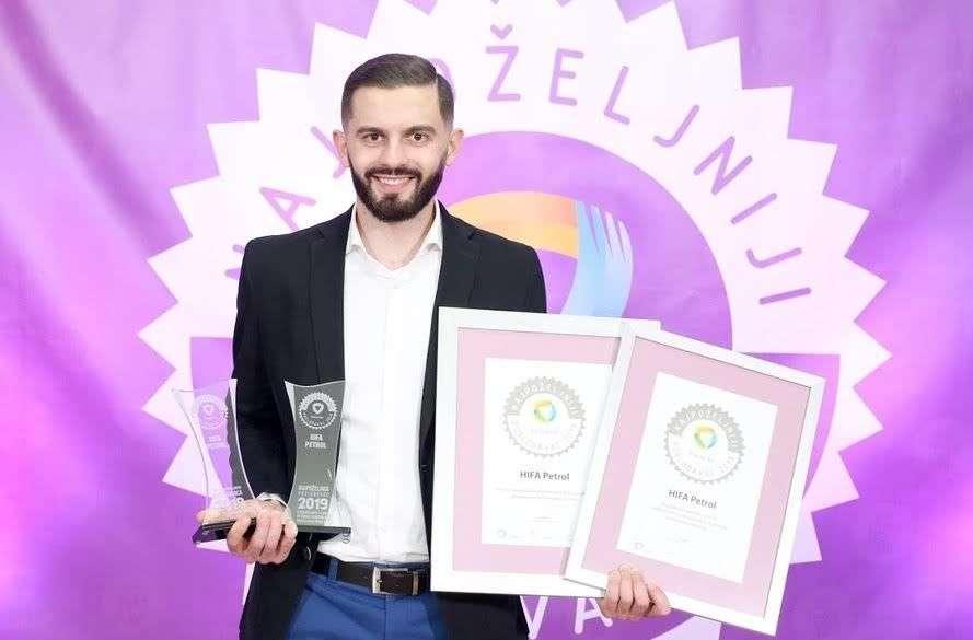 Hifa Petrol Najpoželjniji poslodavac u BiH u 2019. godini
