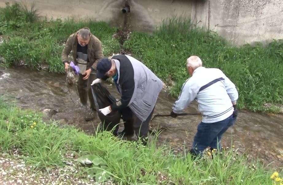 (VIDEO) Realizovana akcija čišćenja SRD Novi Travnik