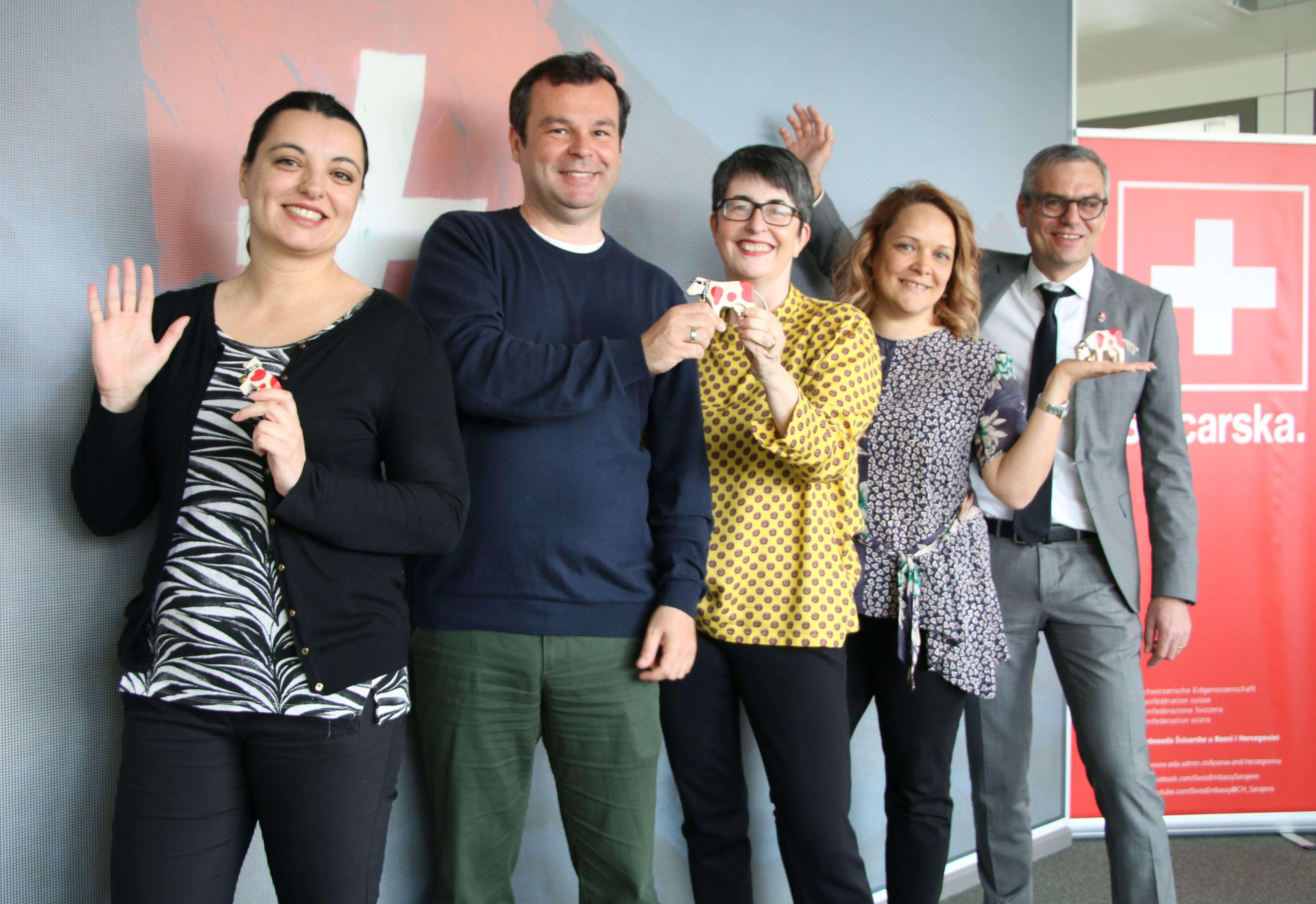 Švicarska ulaže u mlade koji se zalažu za promjene u BiH