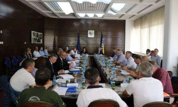 Kantonalni ministri podržali Zakon o pravima demobiliziranih boraca