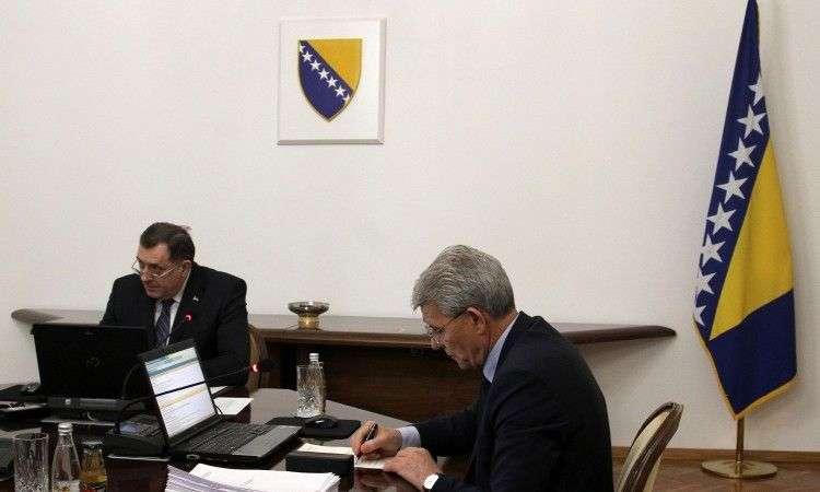 Dodik i Džaferović 2. maja u posjeti Turskoj na poziv Erdogana