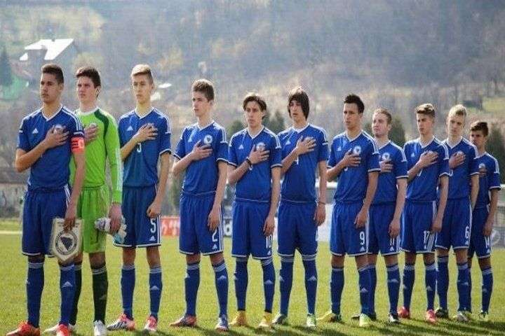 Kadeti BiH pobijedili Crnu Goru i osvojili drugo mjesto na Razvojnom turniru