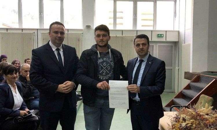 Stipendije studentima iz Breze, Vareša i Olova