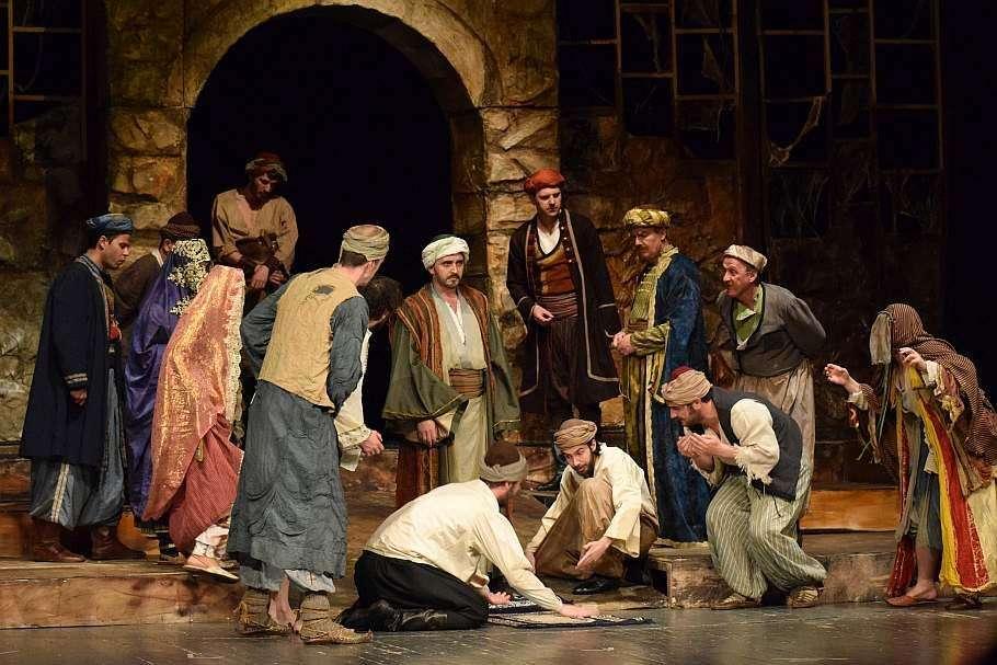 'Posljednja ljubav Hasana Kaimije' pred kraj XVIII festivala bh. drame
