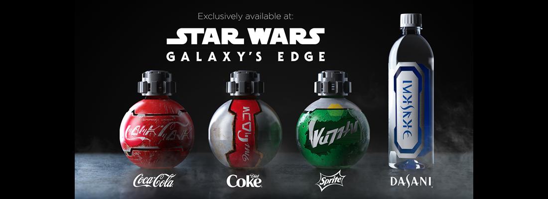 Coca-Cola predstavila limitirano izdanje Star Wars bočica