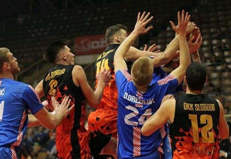 Drama u Mejdanu završena pobjedom košarkaša Širokog