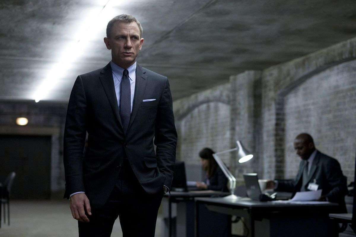 Počelo snimanje 25. filma o Jamesu Bondu