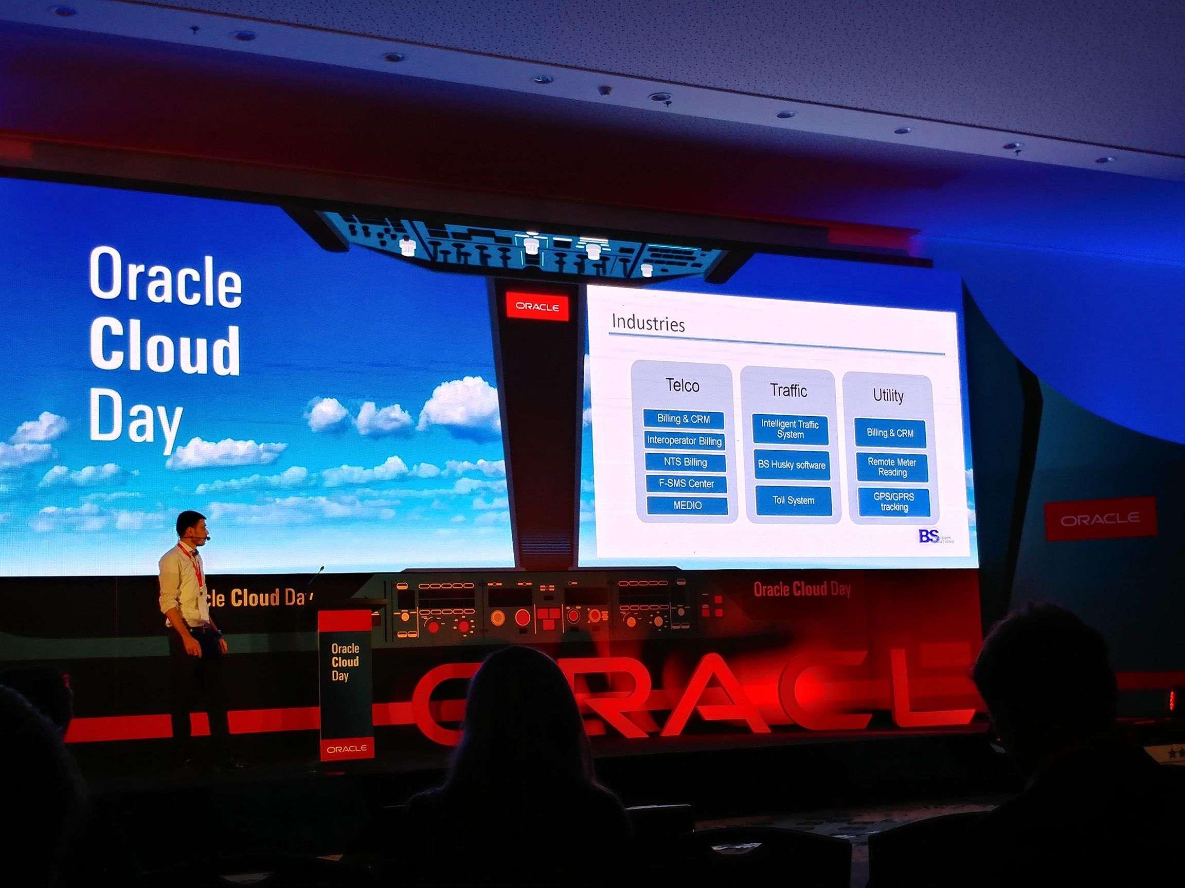 BS Telecom Solutions na Oracle konferenciji predstavio softver za prebacivanje poslovnih procesa u cloud tehnologiju