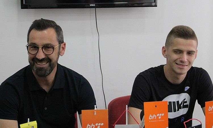Nalić i Beganović optimisti uoči susreta sa Željezničarom