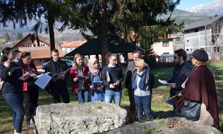 Travnik dio projekta evidentiranja i čišćenja nekropola sa stećcima