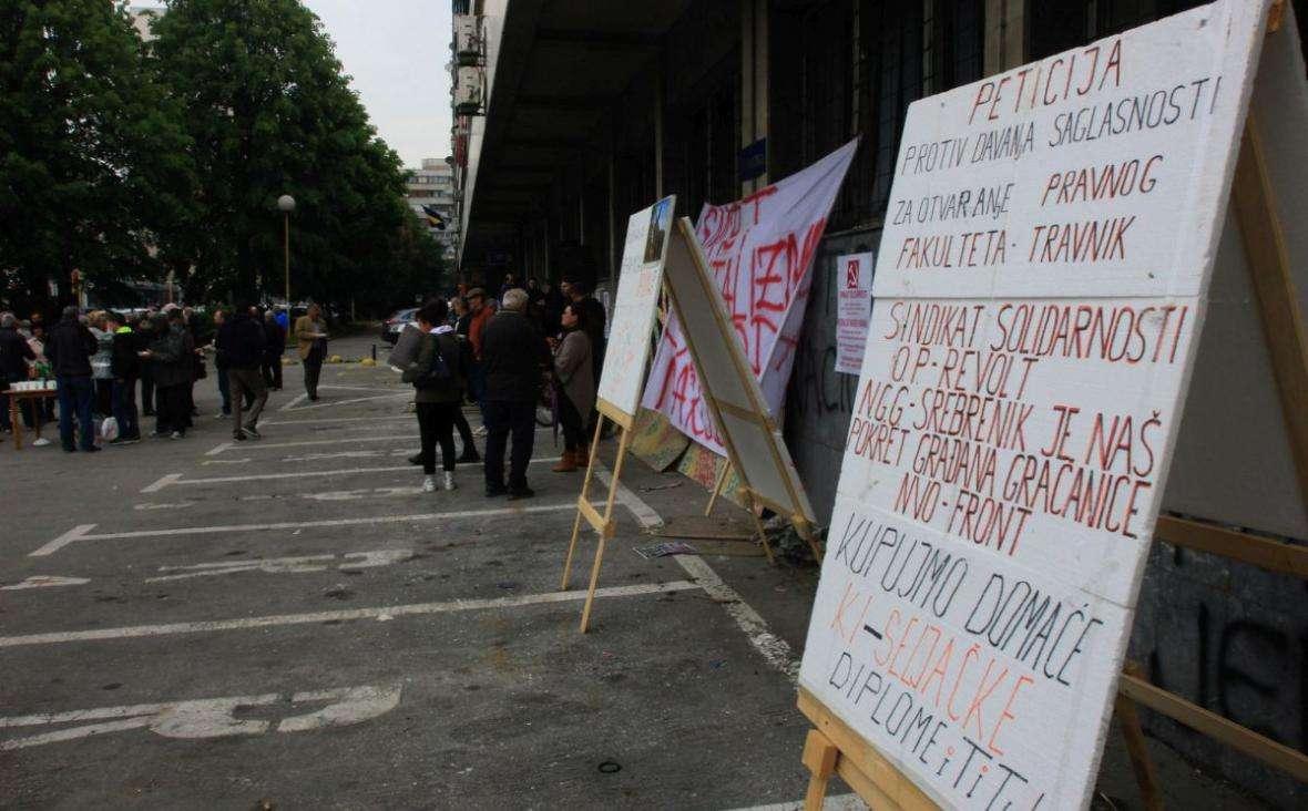 Prvomajski protest sutra u Tuzli: Deset hiljada radnika još nije ostvarilo pravo na uvezivanje radnog staža