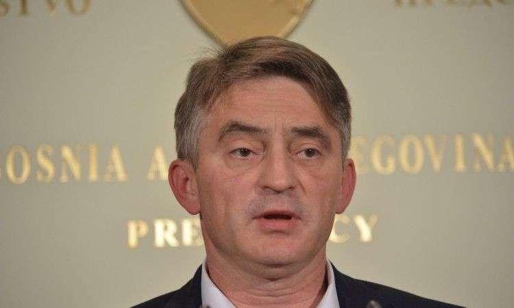Rezultat slika za Komšić odgovorio ambasadoru Srbije: Drvar je partizanski i oduvijek je bio bosanski grad