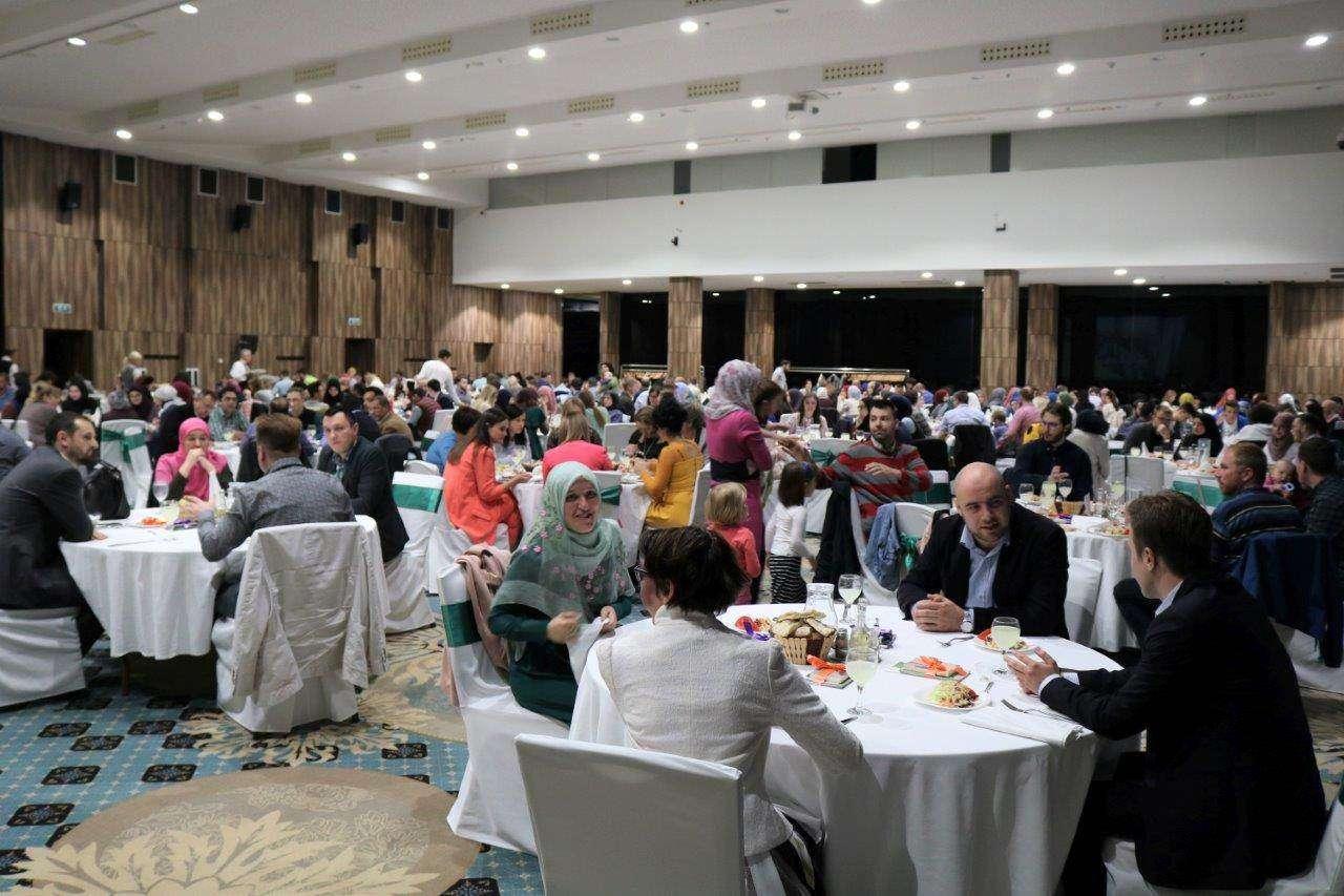 BBI podržala akciju 'Jedan iftar za jedan ruksak' za povratničku djecu