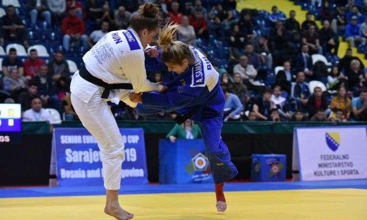 Evropski Judo kup: Četiri medalje za BiH