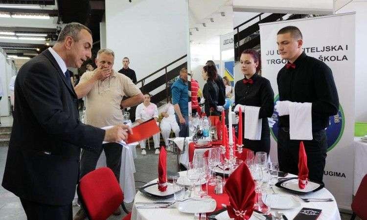 Takmičenje učenika turističko-ugostiteljskih škola u maju u Lukavcu