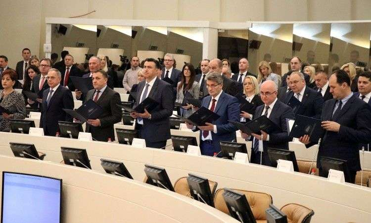 rukovodstvo oba doma psbih o imenovanju bh. delegacije u ps vijeća evrope