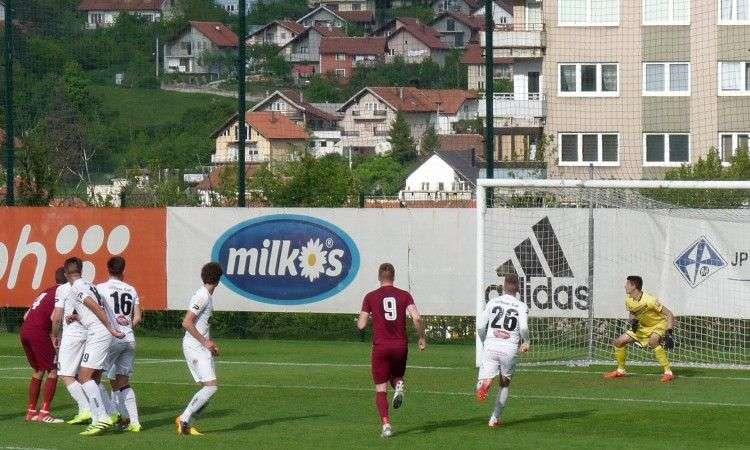 Sabljica i Salčin strijelci za trofej juniorskog Kupa BiH nogometaša Sarajeva