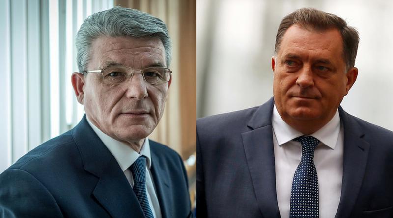 Dodik i Džaferović u Ankari na sastanku sa Erdoganom