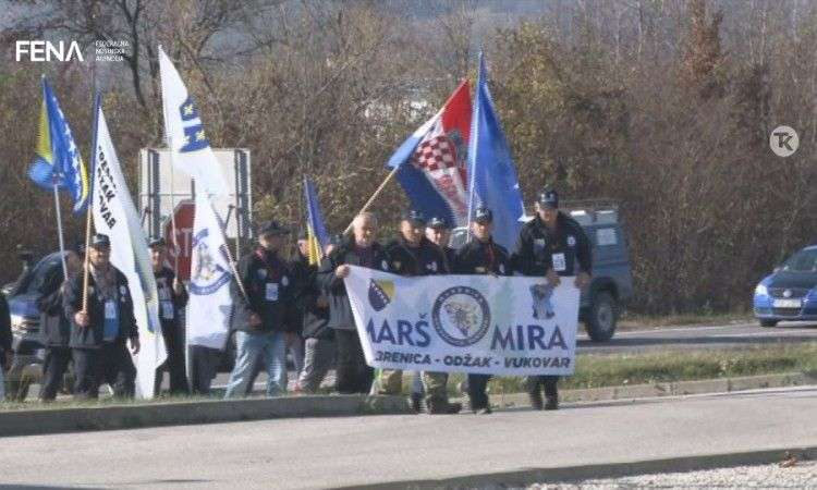I ove godine se očekuje minimalno pet hiljada učesnika 'Marša mira'