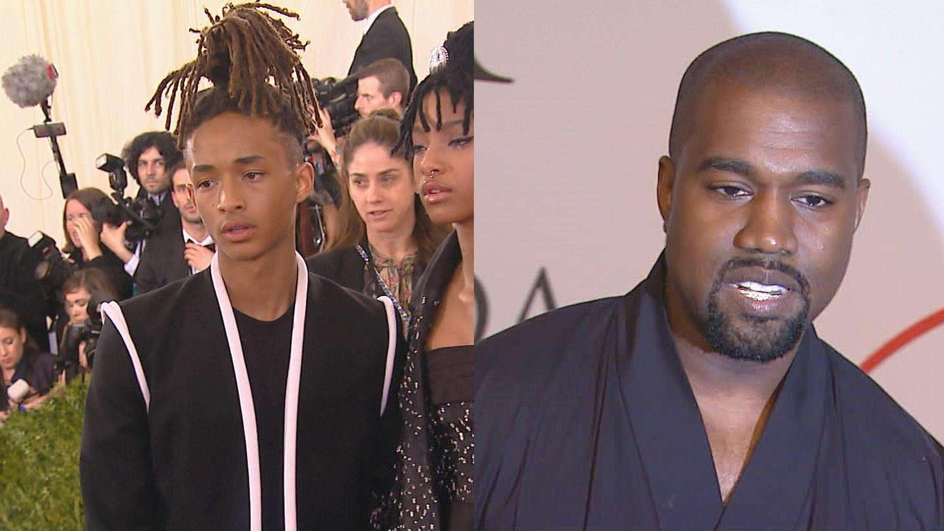 """Jaden Smith će igrati ulogu mladog Kanyea Westa u novoj seriji """"Omniverse"""""""