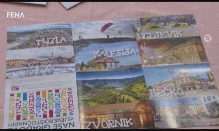 Učenici pet bh. gradova izradili letke i promovirali turizam