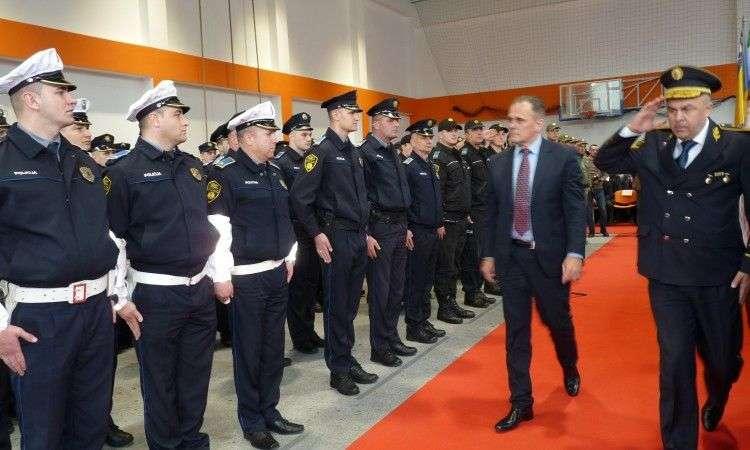 Obilježen Dan policije ZDK-a, policajci opravdaju misiju kojoj služe